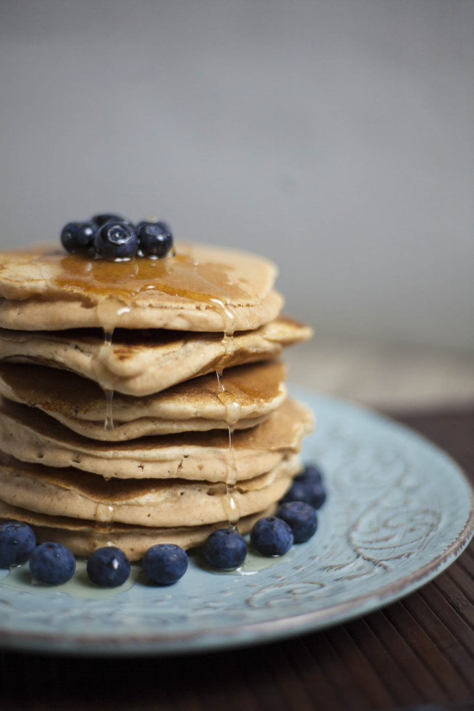 Fluffy Vegan Pancake Lentil Protein