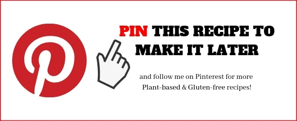 Logo saying Pin this My Pure Plants recipe to make it later