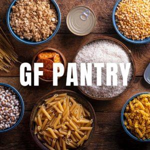 Gluten-free Pantry